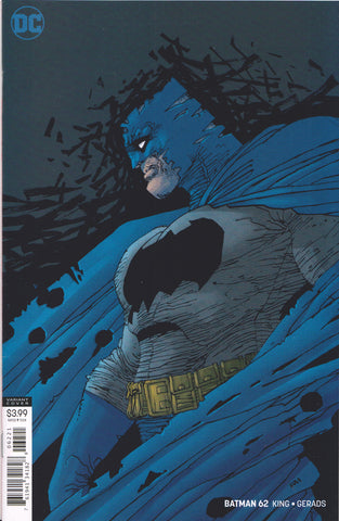 BATMAN #62 (VOL. 3)(FRANK MILLER VARIANT COVER) ~ DC Comics