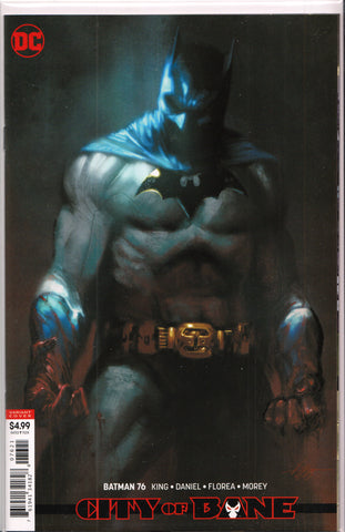 BATMAN #76 (1ST PRINT)(YOTV VARIANT) COMIC BOOK ~ DC Comics