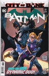 BATMAN #77 (CITY OF BANE) COMIC BOOK ~ DC Comics