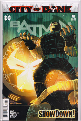 BATMAN #81 (1ST PRINT)(ROMITA VARIANT) COMIC BOOK ~ DC Comics