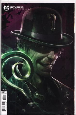 BATMAN #90 (FRANCESCO MATTINA VARIANT) COMIC BOOK ~ DC Comics