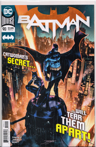 BATMAN #90 (1ST PRINT) COMIC BOOK ~ DC Comics