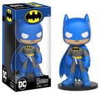 Funko Wacky Wobblers ~ BATMAN FIGURE ~ Blue/Grey ~ DC Comics