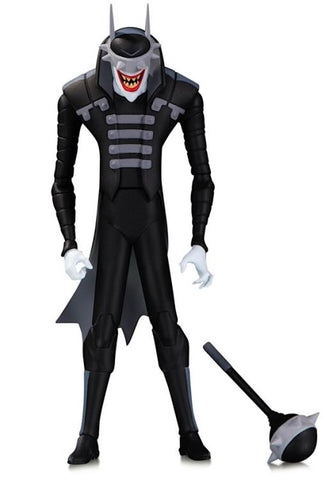 DC Collectibles ~ BATMAN WHO LAUGHS ACTION FIGURE ~ Batman: The Adventures Continue Series