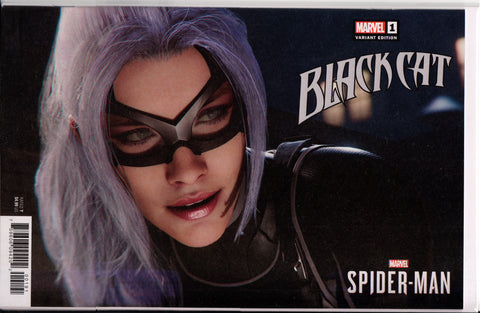 BLACK CAT #1 (GAMERVERSE VARIANT) COMIC BOOK ~ Marvel Comics