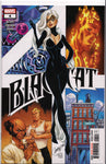 BLACK CAT #4 (J. SCOTT CAMPBELL VARIANT) COMIC BOOK ~ Marvel Comics