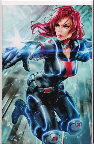 BLACK WIDOW #5 (BATTLE LINES VARIANT) COMIC BOOK ~ Marvel Comics