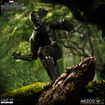 One:12 Collective ~ BLACK PANTHER ACTION FIGURE ~ Mezco ~ MCU Movie Version