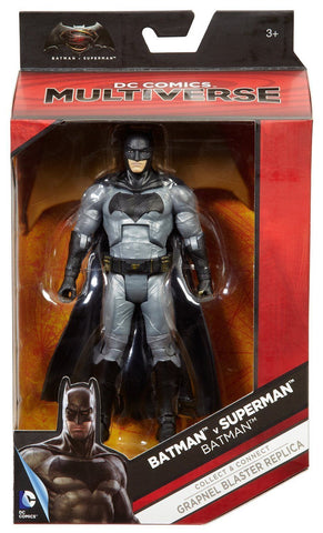 "DC Multiverse BvS ~ 6"" BATMAN ACTION FIGURE ~ Batman v. Superman"
