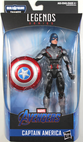 Marvel Legends ~ CAPTAN AMERICA in QUANTUM SUIT ACTION FIGURE ~ Hasbro