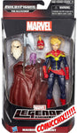 Marvel Legends - CAPTAIN MARVEL Action Figure - Avengers Infinite