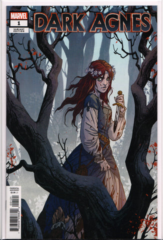 DARK AGNES #1 (CLOONAN VARIANT) COMIC BOOK ~ Marvel Comics