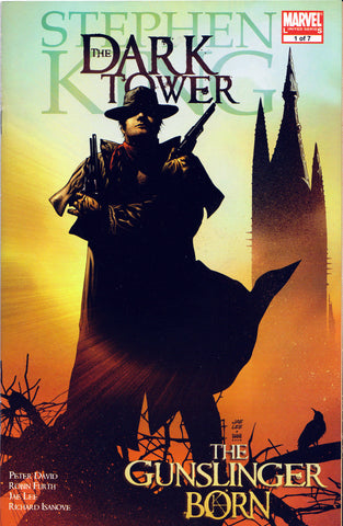 DARK TOWER: GUNSLINGER BORN #1 (Jae Lee Cover & Art) ~ Marvel Comics MAX