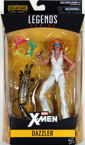 Marvel Legends ~ DAZZLER ACTION FIGURE ~ X-Men Series 2 - IN STOCK
