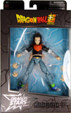 Dragon Stars Series 10 ~ ANDROID 17 ACTION FIGURE ~ DBZ DBS