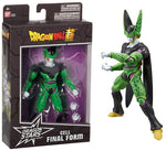 Dragon Stars Series 10 ~ FINAL FORM CELL ACTION FIGURE ~ DBZ DBS
