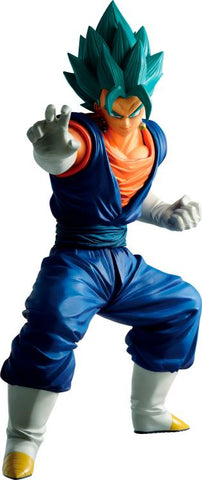 Super Dragon Ball Heroes Ichiban Kuji ~ SUPER SAIYAN GOD SUPER SAIYAN (SSGSS) VEGITO STATUE ~ Bandai Tamashii Nations