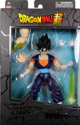 Dragon Stars Series 8 ~ VEGITO ACTION FIGURE ~ Bandai DBZ Super DBS