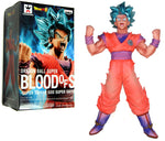 Dragonball Z ~ SUPER SAIYAN GOD SS GOKU (KAIOHKEN) STATUE ~ Blood of Saiyans