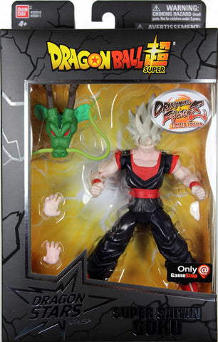 Dragon Stars Series 1 ~ SS GOKU ACTION FIGURE ~ Dragonball FighterZ Exclusive