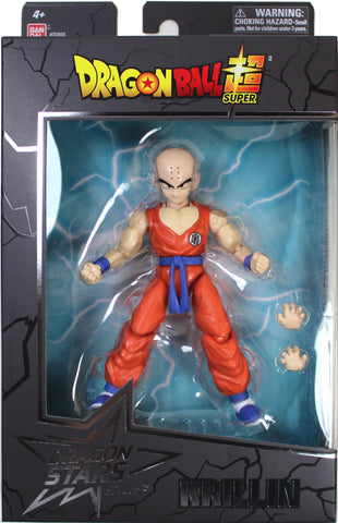 Dragon Stars Series 14 ~ KRILLIN ACTION FIGURE ~ DBZ DBS