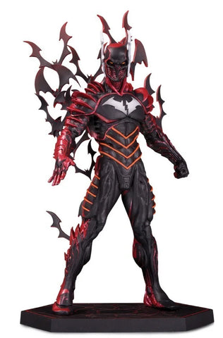 DC Collectibles ~ BATMAN THE RED DEATH STATUE ~ Dark Night Metal Series