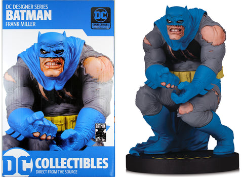 DC Collectibles Designer Series ~ BATMAN STATUE BY FRANK MILLER ~ Dark Knight Returns