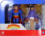 DC Collectibles ~ SUPERMAN & LOIS LANE ACTION FIGURE BOXED SET ~ Animated Series