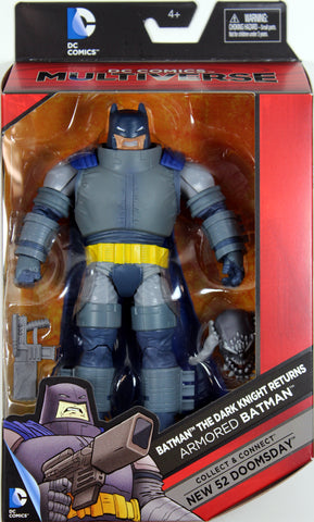 "DC Multiverse ~ 6"" ARMORED BATMAN DARK KNIGHT ~ GRAPHIC NOVEL VERSION ~ IN STOCK"
