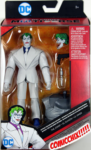 "DC Multiverse ~ 6"" THE JOKER (DARK KNIGHT RETURNS) ACTION FIGURE ~ DC Comics"