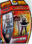 "DC Multiverse ~ 3 3/4"" HARLEY QUINN ACTION FIGURE ~ Arkham Knight ~ IN STOCK"