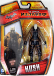 "DC Multiverse ~ 3 3/4"" HUSH ACTION FIGURE ~ Arkham City ~ IN STOCK"