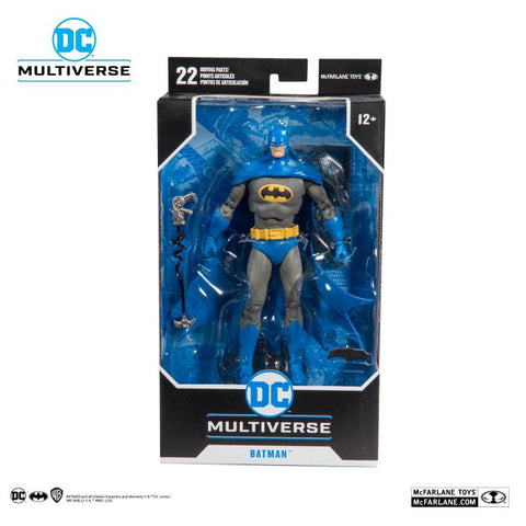 DC Multiverse ~ 7-INCH BATMAN (CHASE BLUE VARIANT) ACTION FIGURE ~ McFarlane Toys