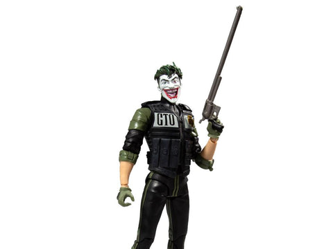 DC Multiverse ~ 7-INCH THE JOKER (JACK NAPIER)(WHITE KNIGHT) ACTION FIGURE ~ McFarlane Toys