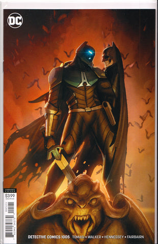 DETECTIVE COMICS #1005 (VARIANT) COMIC BOOK ~ DC Comics