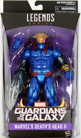 Marvel Legends ~ DEATH'S HEAD II ACTION FIGURE ~ GOTG Series 2 ~ IN STOCK