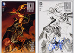 DARK KNIGHT III: THE MASTER RACE #1 SET ~ SIGNED BY J. SCOTT CAMPBELL ~  w/COA