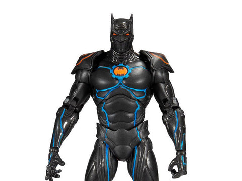 DC Multiverse Dark Nights Metal ~ 7-INCH EARTH-44 MURDER MACHINE BATMAN ACTION FIGURE ~ McFarlane Toys