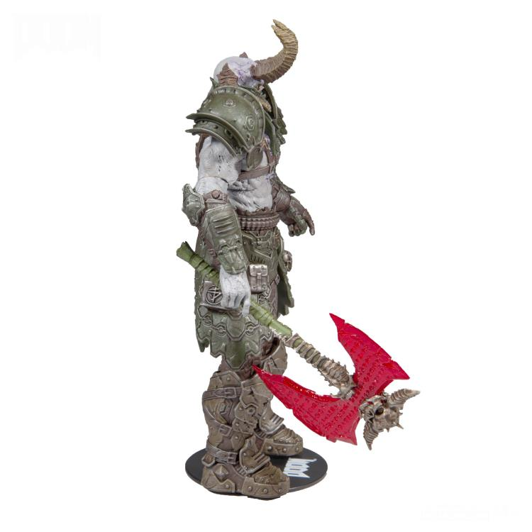 Doom Eternal 7 Inch Marauder Series 2 Action Figure