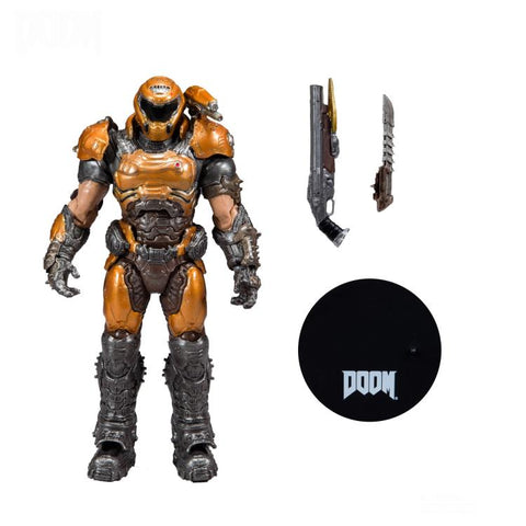 Doom Eternal ~ 7-INCH DOOM SLAYER PHOBOS (SERIES 2) ACTION FIGURE ~ McFarlane Toys