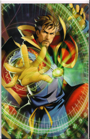 DOCTOR STRANGE #14 (BATTLE LINES VARIANT) COMIC BOOK ~ Marvel Comics