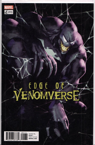 EDGE OF VENOMVERSE #1 (EXCLUSIVE VARIANT COVER) COMIC BOOK ~ Marvel Comics