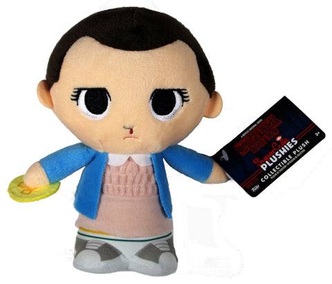 "Funko Plushies ~ 8"" ELEVEN PLUSH ~ from Netflix's Stranger Things"