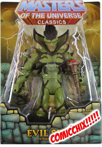 Masters of the Universe - EVIL SEED ACTION FIGURE - CLUB 200X - MOTU Matty