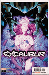 EXCALIBUR #5 (1ST PRINT) COMIC BOOK ~ Marvel Comics