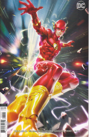 FLASH #60 (DERRICK CHEW VARIANT) COMIC BOOK ~ DC Comics