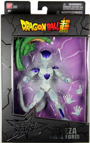 Dragon Stars Series 2 ~ FINAL FORM FRIEZA (FREEZA) FIGURE ~ Dragonball Z DBZ