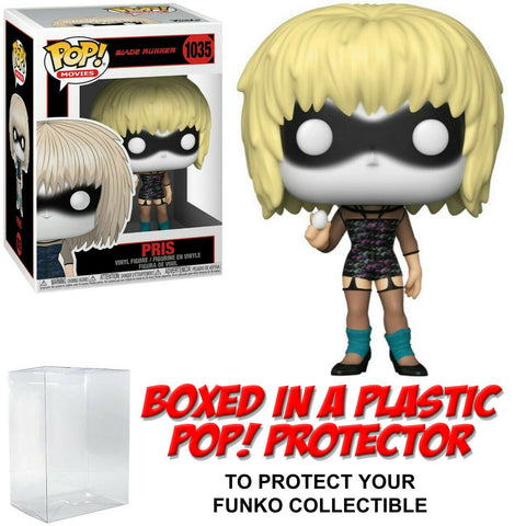 Funko POP! Movies ~ PRIS (#1035) with Protector Case ~ Blade Runner