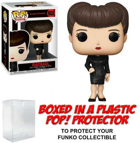 Funko POP! Movies ~ RACHEL (#1033) with Protector Case ~ Blade Runner
