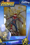 Marvel Gallery ~ IRON SPIDER-MAN FIGURE/STATUE/DIORAMA ~ DST Diamond Select ~ Avengers: Infinity War